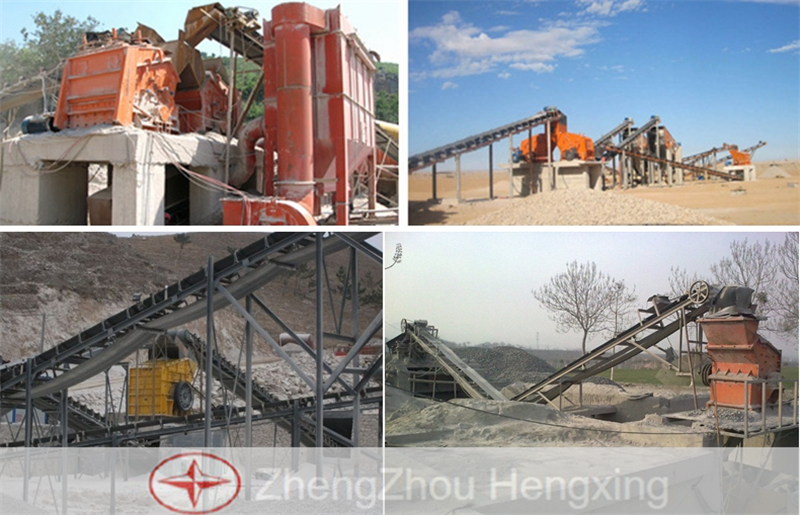 High Efficient Fine Impact Crusher