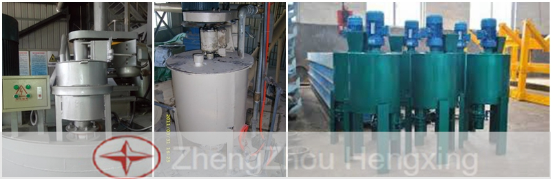 Aluminum Powder Mixer