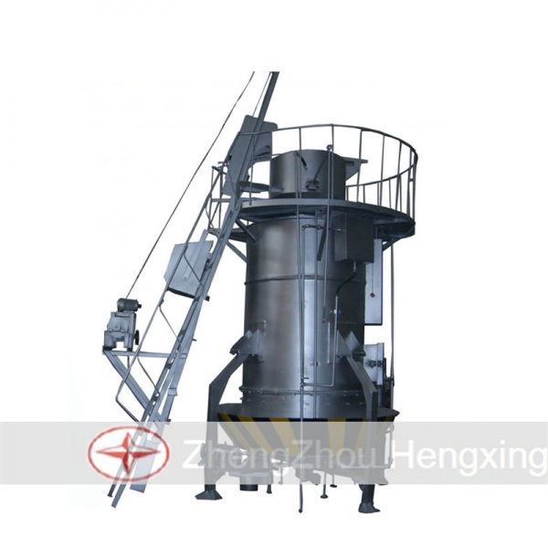 Small Coal Gasifier