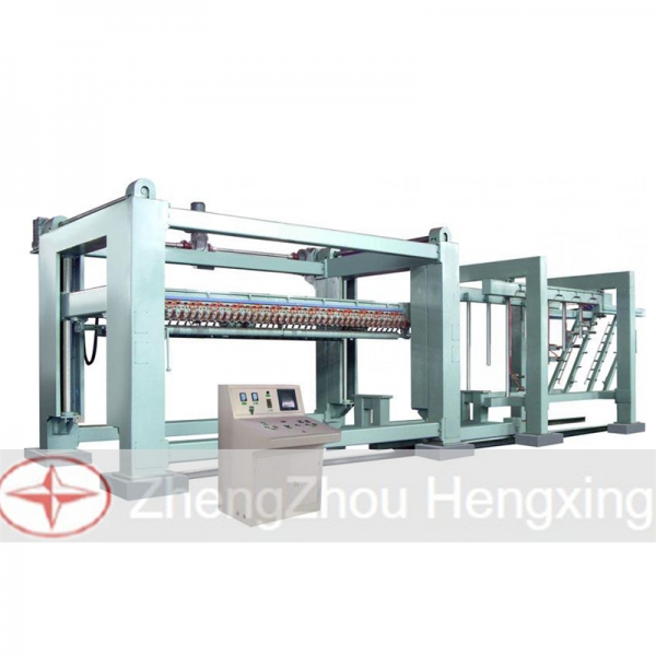 Fixed Step Air Turn Over AAC Cutting Machine